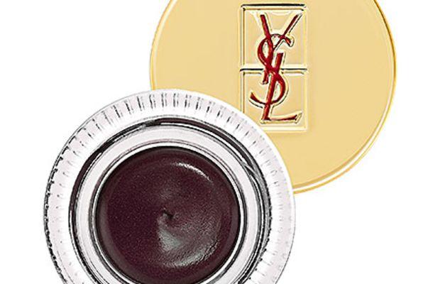 Yves Saint Laurent Effet Faux Cils Long-Wear Cream Eyeliner in #5 Cherry Black