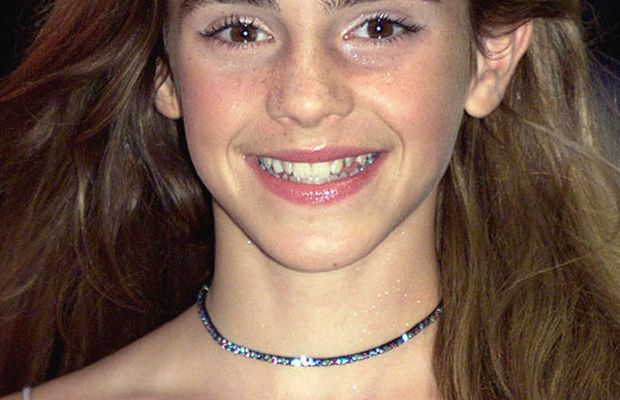 Emma Watson, Harry Potter and the Chamber of Secrets premiere, 2002