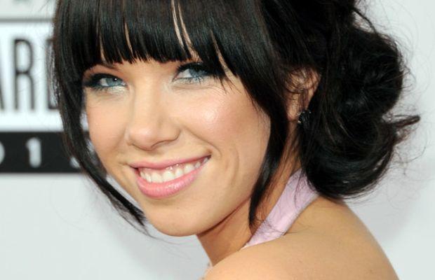 Carly Rae Jepsen - American Music Awards 2012