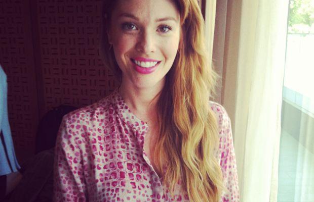 Lauren Andersen makeup artist - Toronto Avon event, 2013