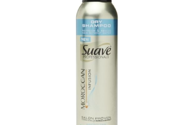 Suave Professionals Moroccan Infusion Weightless Dry Shampoo