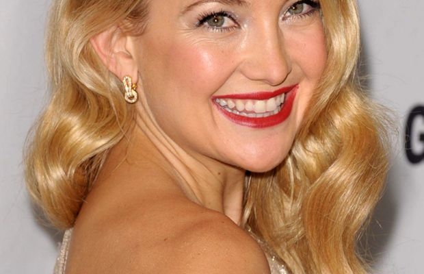 Kate Hudson beauty tips - Glamour Women of the Year, 2010