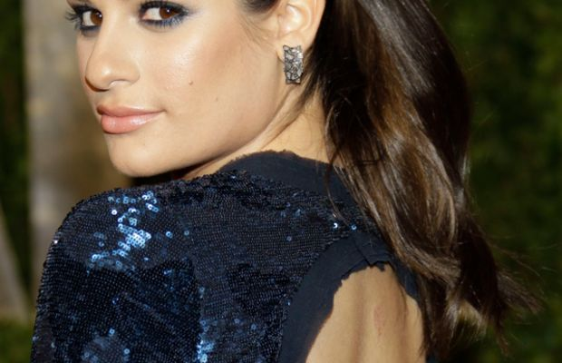 Lea-Michele-2011-Vanity-Fair-Oscar-Party
