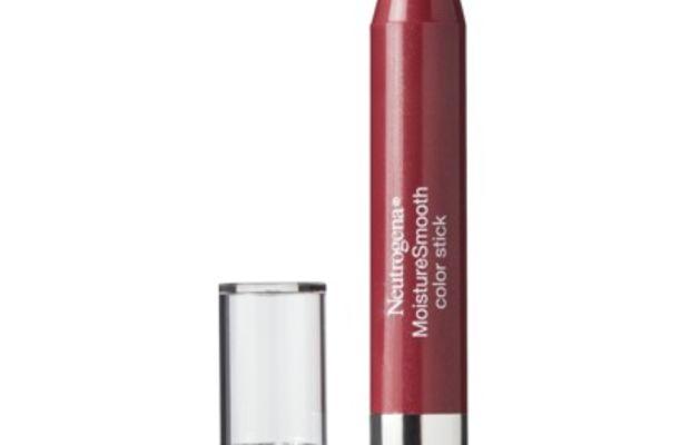 Neutrogena MoistureSmooth Color Stick in Rich Raisin