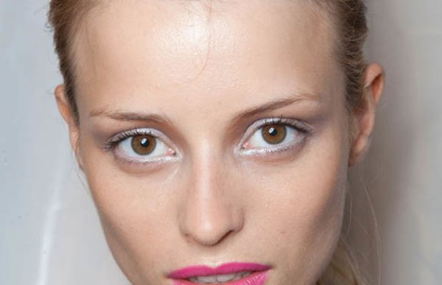 John Richmond - Spring 2013 makeup