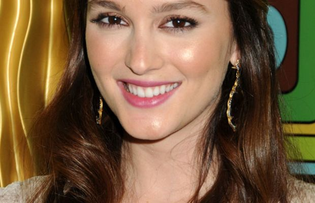 Leighton Meester, HBO Golden Globes party, 2011