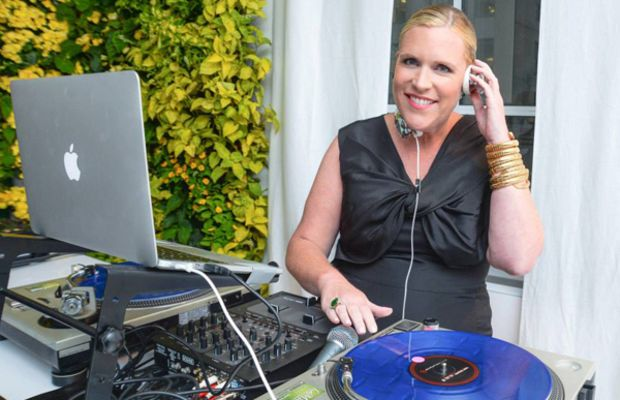 Clinique Dramatically Different party - DJ Mad Marg