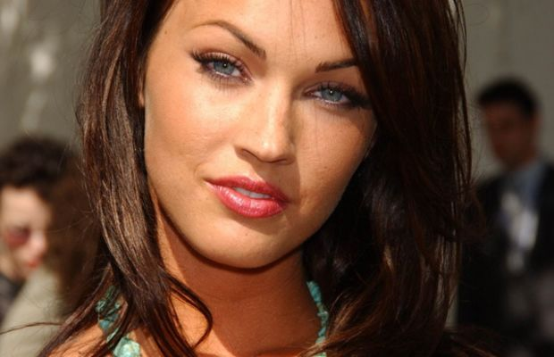 Megan-Fox-eyebrows-before