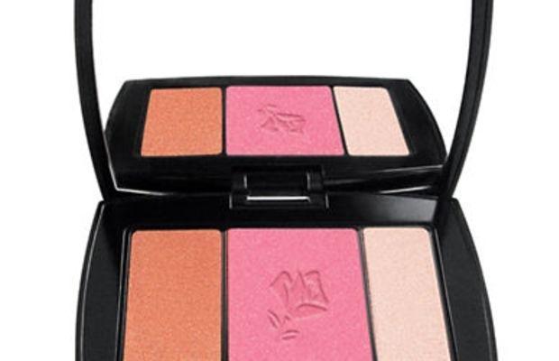 Lancome Blush Subtil Blush & Highlighter Palette in Menage a Trois Kissed