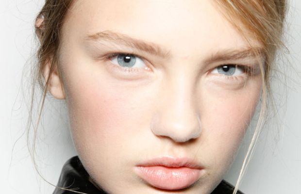 Christopher Kane - Spring 2012 beauty