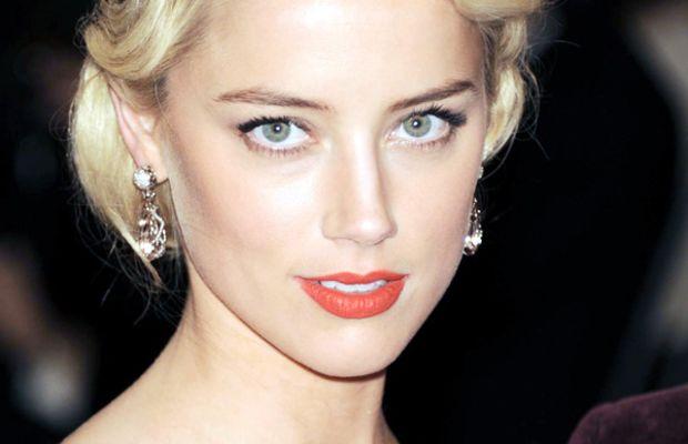 Amber Heard - Met Gala 2012