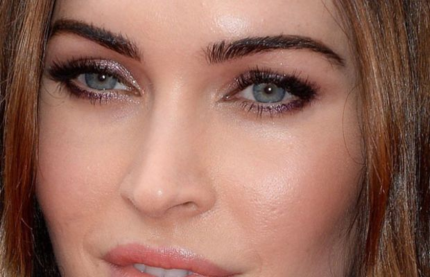 Megan Fox makeup, Teenage Mutant Ninja Turtles premiere, 2014 (1)