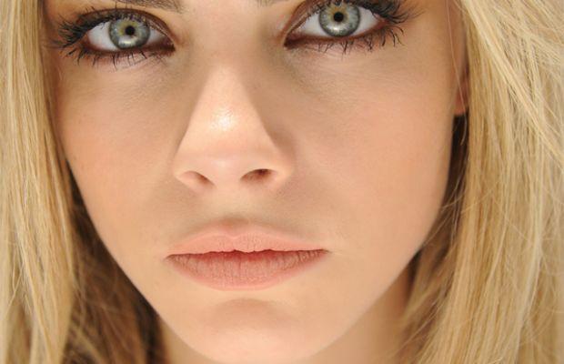 Blumarine - Fall 2012 makeup