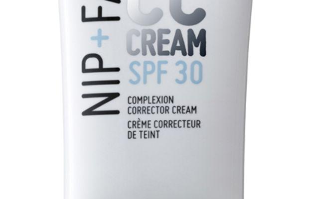 Nip & Fab CC Cream SPF 30