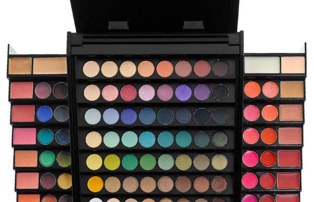 Sephora Collection Makeup Academy Blockbuster Palette