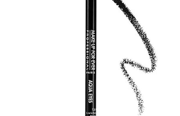 Make Up For Ever Aqua Eyes in Matte Black