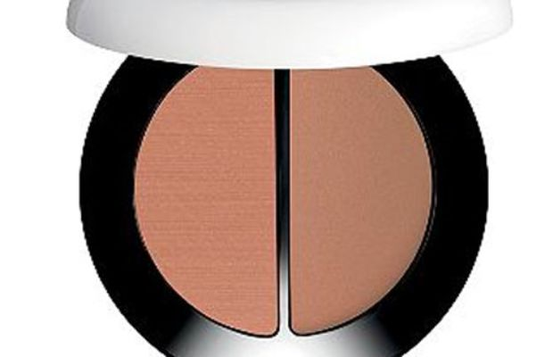 CK One Color Cream & Powder Bronzer Duo in Deeply Bronzed 400