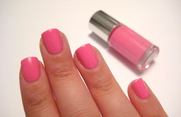 Clinique Sensitive Nail Polish - Pinkini