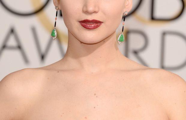 Jennifer Lawrence, Golden Globes Awards, 2014 (3)