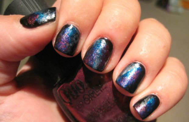 quo by orly third layer