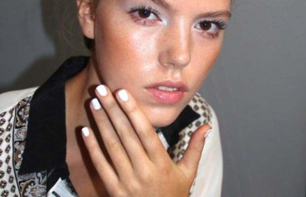 Honor - Spring 2013 nails