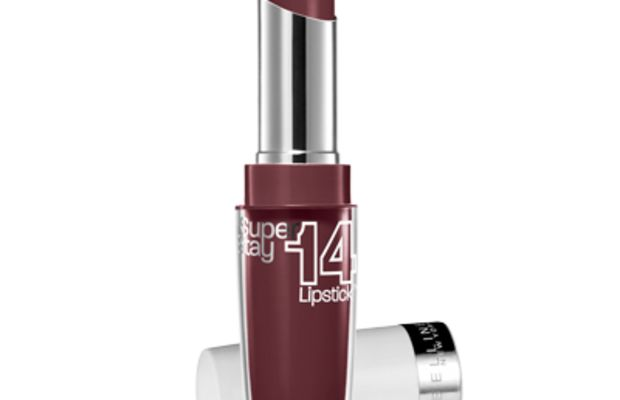 Maybelline New York SuperStay 14HR Lipstick in Wine And Forever