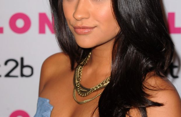 Shay Mitchell, Nylon and YouTube Young Hollywood Party, 2010