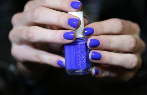 Reed Krakoff Spring 2015 nails