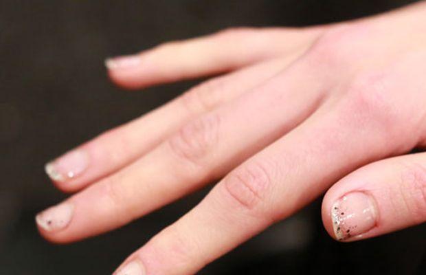 Jenny Packham - Fall 2013 nails (3)