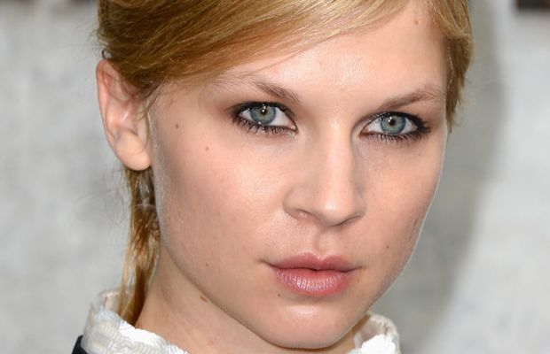 Clemence Poesy - Chanel Fall 2013 Couture Show, July 2013