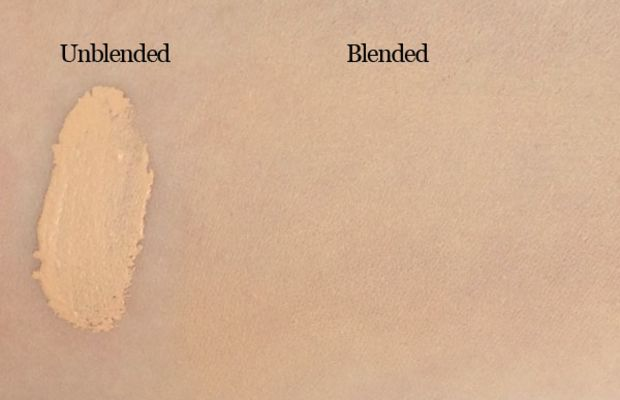 Cover FX Natural Finish Oil-Free Foundation in N20 swatch