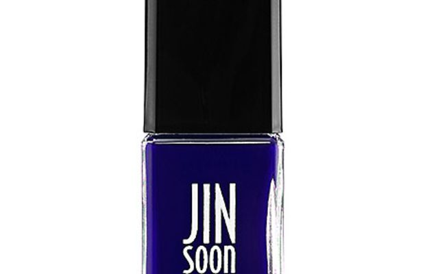 JINsoon Nail Lacquer in Blue Iris