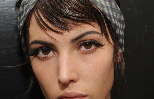 Marc Jacobs - Spring 2012 makeup