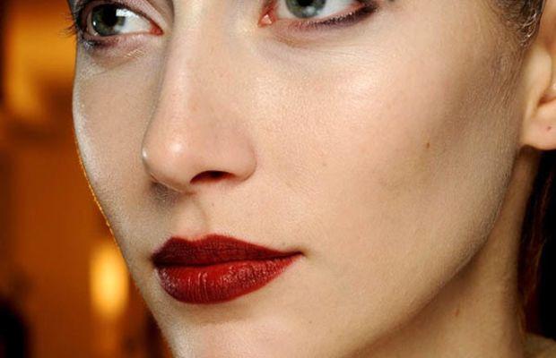 Armani Prive - Spring 2013 Couture makeup