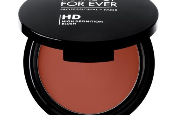 Make Up For Ever HD Blush in 415 Light Rust