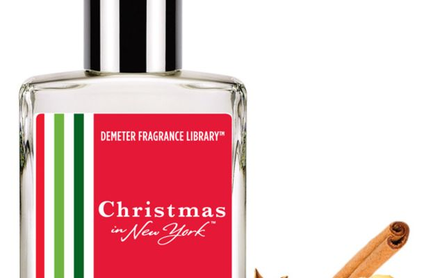 Demeter Christmas in New York Colgne Spray
