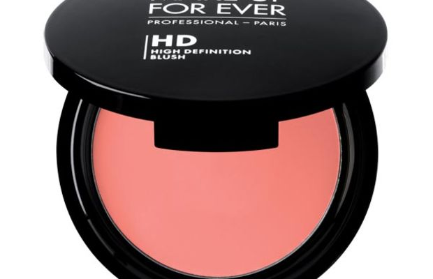 Make Up For Ever HD Blush in 215 Flamingo Pink