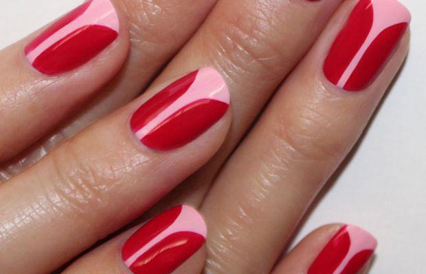 Tulip nail art (1)
