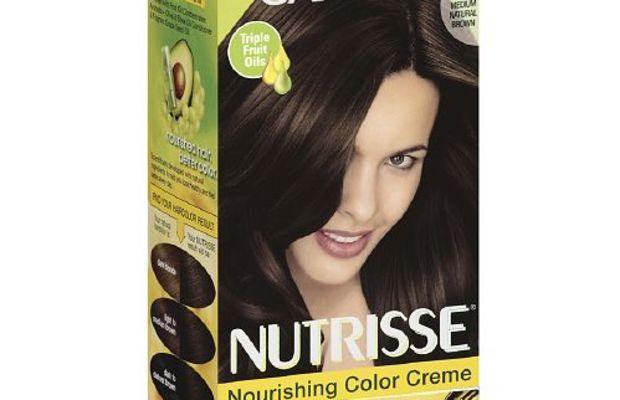 Garnier Nutrisse Permanent Hair Colour in 50 Medium Natural Brown