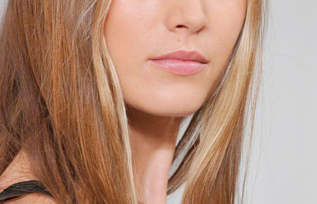 Ralph Lauren - Fall 2010 hair
