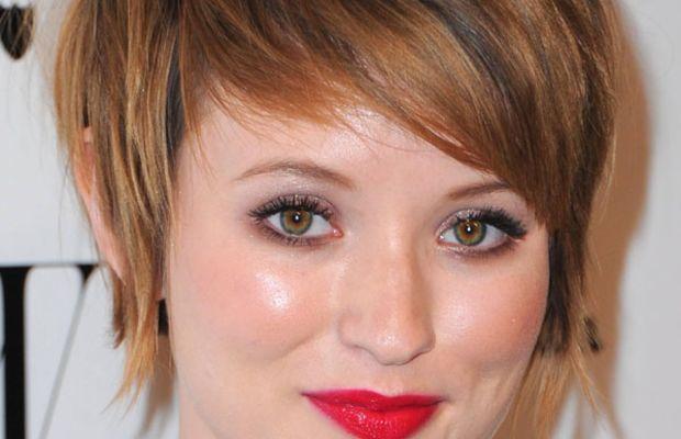 Emily Browning - W Magazine Golden Globe Awards Party