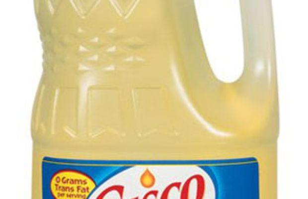 Crisco vegetable oil