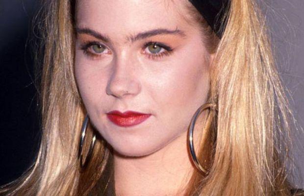 Christina Applegate, 1990