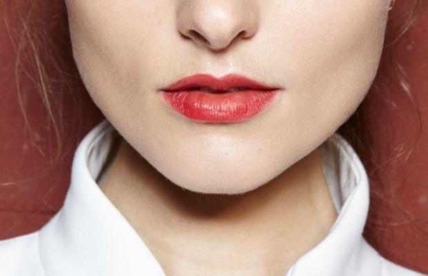 Wes Gordon Fall 2013 makeup