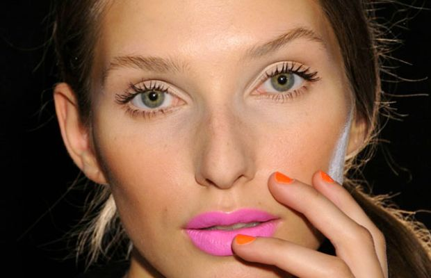 Milly - Spring 2012 nails