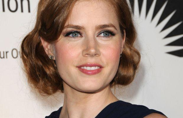 Amy Adams redhead makeup
