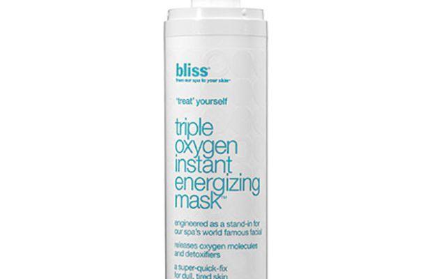 Bliss Triple Oxygen Instant Energizing Mask