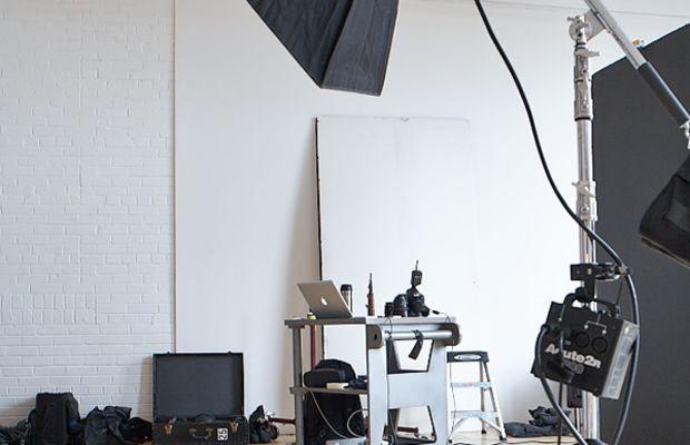 Crest makeover - studio