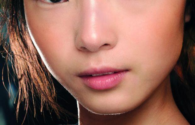 Jonathan Saunders - Spring 2012 makeup