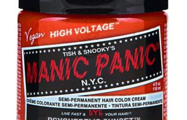 Manic Panic Pyschedelic Sunset